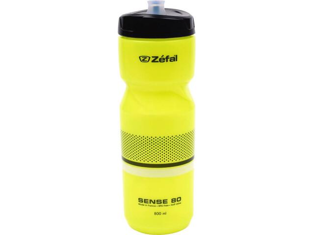 Zefal Sense Bidón 800ml, neon yellow